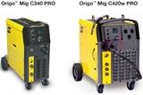 Полуавтоматы сварочные Origo™ Mig C340 PRO 4 и C420w PRO