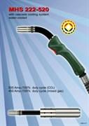 Горелка сварочная MHS 222-520 / 3m EURO (Holch)